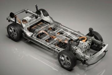 【动点轿车】威马新车雪铁龙电动面包车VoltAero量产版混动飞机