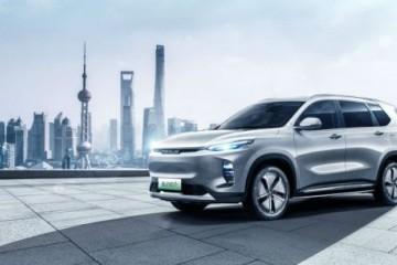 EUNIQ品牌双车齐上市上汽大通重整新能源板块