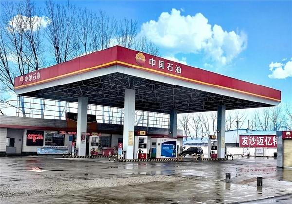 揭秘中国石油驻马店第10加油站近日频频蓝天刷屏究竟何故